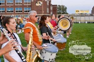 2013 Pride Alumni Drum Line - JW Drum Cadence
